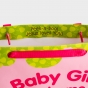 Baby Girl - Large Gift Bag with Tissue
