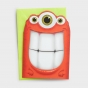 U-NEEKS - Congratulations - Sanchez- 3 Premium Cards for Kids