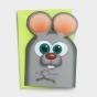 U-NEEKS - Thank You - Jazzy - 3 Premium Cards for Kids