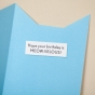 U-NEEKS - Birthday - Mimi - 3 Premium Cards for Kids