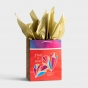 You + Me - Medium Gift Bag with Tissue
