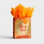 Shine On - Medium Gift Bag with Tissue