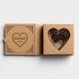 Spread Love - Heart Cookie Cutter Gift Set