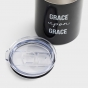 Stainless Steel Coffee Tumbler 12oz - Grace Upon Grace