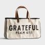 Grateful - Canvas Tote Bag