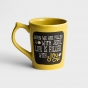 Filled with Jesus - Classic Mug