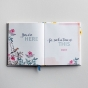 Holley Gerth's What's True About You: Life-Changing Reminders of Who God Says You Are is a reminder that God says we're deeply loved, wonderfully made, and He has good plans for us. Every page gives new hope, greater confidence