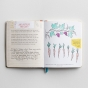 Doodle your way through 90 encouraging devotions! In these pages, you'll find a unique and meaningful waay to meditate on God's love and draw closer to Him in a very creative and fun way. Each doodle activity is paired with a devotional message.