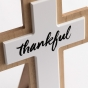 Thankful - Tabletop and Wall Cross