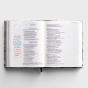 NIV Beautiful Word Bible - Floral Hardcover, Updated Edition with Bible Tabs