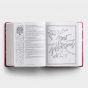 With hundreds of inspiring verses illustrated in detail, ready-to-color line art, the NIV Beautiful Word Coloring Bible for Girls was created just for girls ages 8 and up.