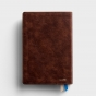 NIV The Lucado Encouraging Word Bible - Brown Leathersoft