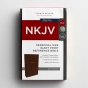 NKJV Comfort Print Reference Bible, Personal Size Giant Print