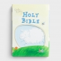 ICB Really Woolly® Children's Bible - Blue Leather Soft