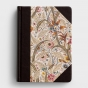 ESV Single Column Journaling Bible - Summer Garden, Large Print