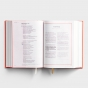 CSB She Reads Truth Bible - Poppy Linen Hardcover