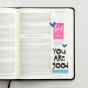 Illustrated Faith - 194-Piece Black Eyed Pea Alphabet Stickers