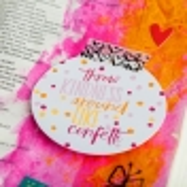 Illustrated Faith - Encouragement - 35-Piece Die Cut Prompts