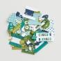 Illustrated Faith - Adam's Mix - 47-Piece Tabs