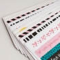 Illustrated Faith - You Are Loved - Washi Stickers