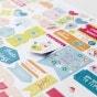 Illustrated Faith - Seeds of Faith - 121-Piece Cardstock Stickers