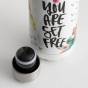Katygirl - You Are Set Free - Stainless Steel Water Bottle
