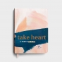 (in)courage Take Heart Devotional and Prayer Journal - Gift Set