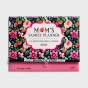 Floral - 2022 Mom's Family Planner Wall Calendar with Magnetic Strip