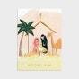 Studio 71 - Nativity - 18 Christmas Match Box Cards