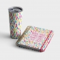 Maghon Taylor - Work Hard Stay Sweet -Agenda and Stainless Steel Tumbler - Gift Set