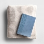 (in)courage Devotional Bible & Chenille Throw Blanket - Gift Set