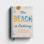 The Beach Is Calling Devotional & Candle - Gift Set