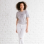 Love Over All - Mug and Heather Gray T-Shirt - Gift Set