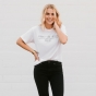 Candace Cameron Bure - Kindness Love Respect - Relaxed Fit T-Shirt