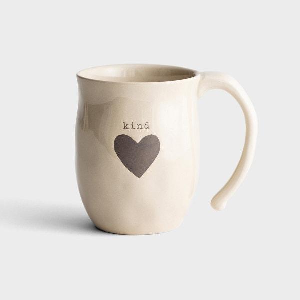 Kind Heart - Stoneware Mug