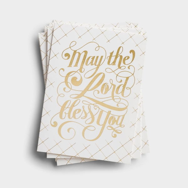 Beauty of His Word - 10 Premium Note Cards - Blank