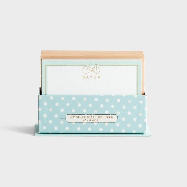 Back to Basics - 50 Correspondence Cards