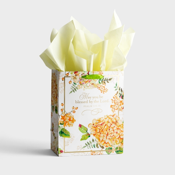 Be Blessed - Medium Gift Bag with Tissue