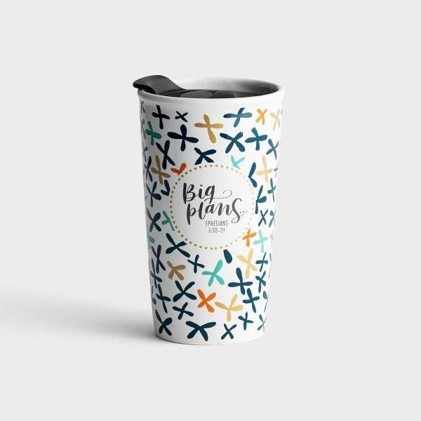 Big Plans - Ceramic Tumbler