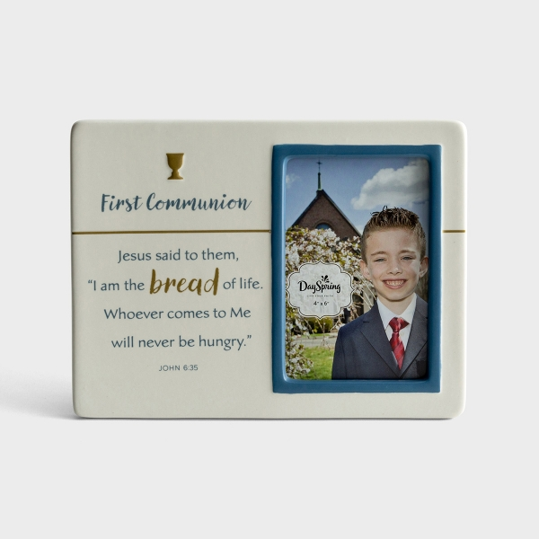 First Communion - Picture Frame
