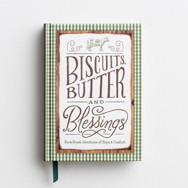 Biscuits, Butter and Blessings - Devotional Gift Book
