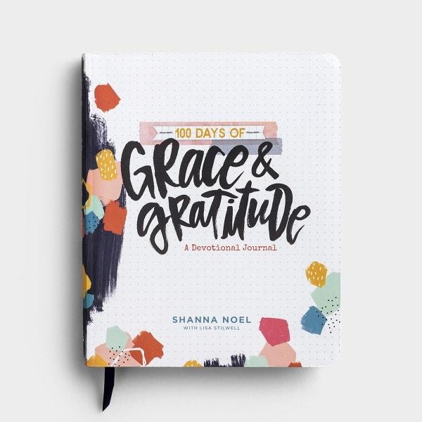 Shanna Noel - 100 Days of Grace & Gratitude - Devotional Journal