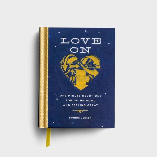 Bonnie Jensen - Love On - Devotional Gift Book