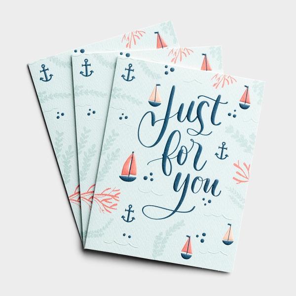 Birthday - Just For You - 3 Premium Studio 71 Cards