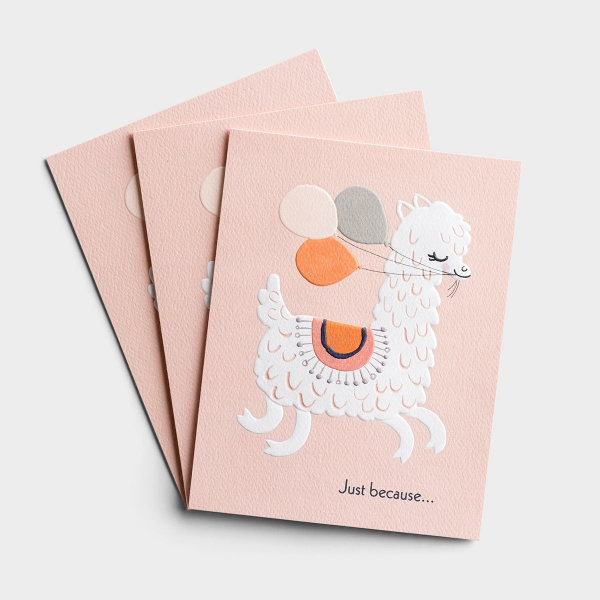Birthday - Unmistakably You - 3 Premium Studio 71 Cards