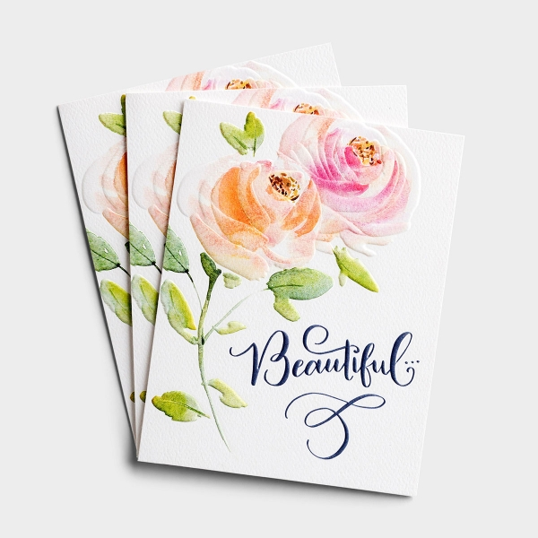 The perfect card for a special friend on their birthday. Studio 71 premium cards are carefully crafted by DaySpring artists and printed on Royal Sundance White Felt, 72 lb. card stock. With an embossed cover and unique color palette.