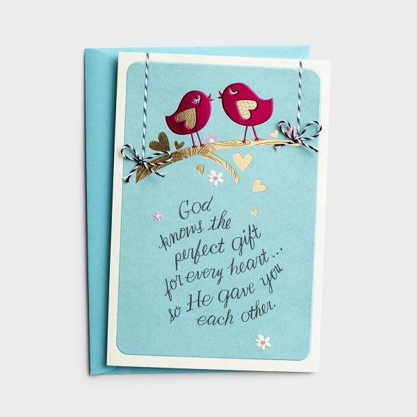 Wedding - On Your Engagement - 1 Premium Card