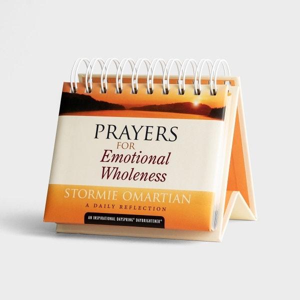 Stormie Omartian - Wholeness - Perpetual Calendar