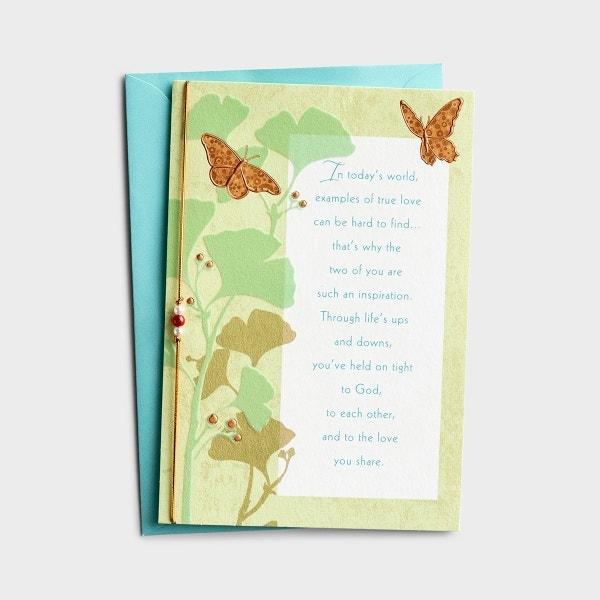 Anniversary - A Wonderful Example - 6 Premium Cards
