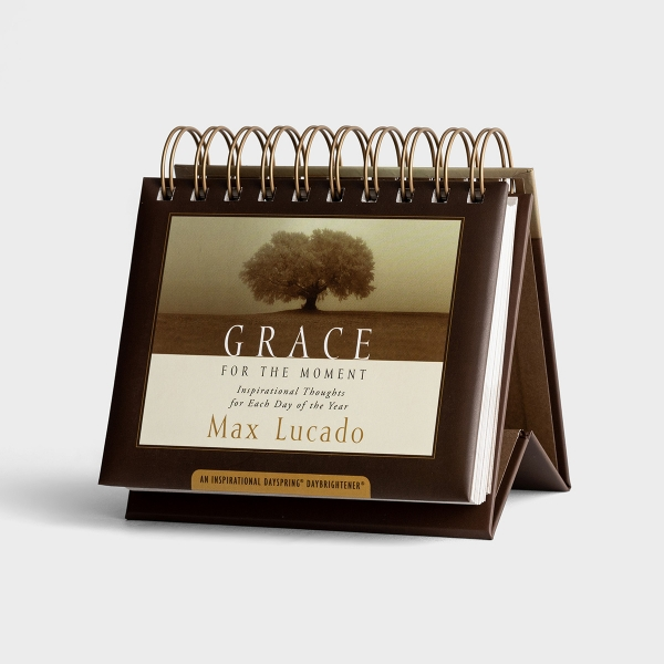 Max Lucado - Grace For The Moment - Perpetual Calendar